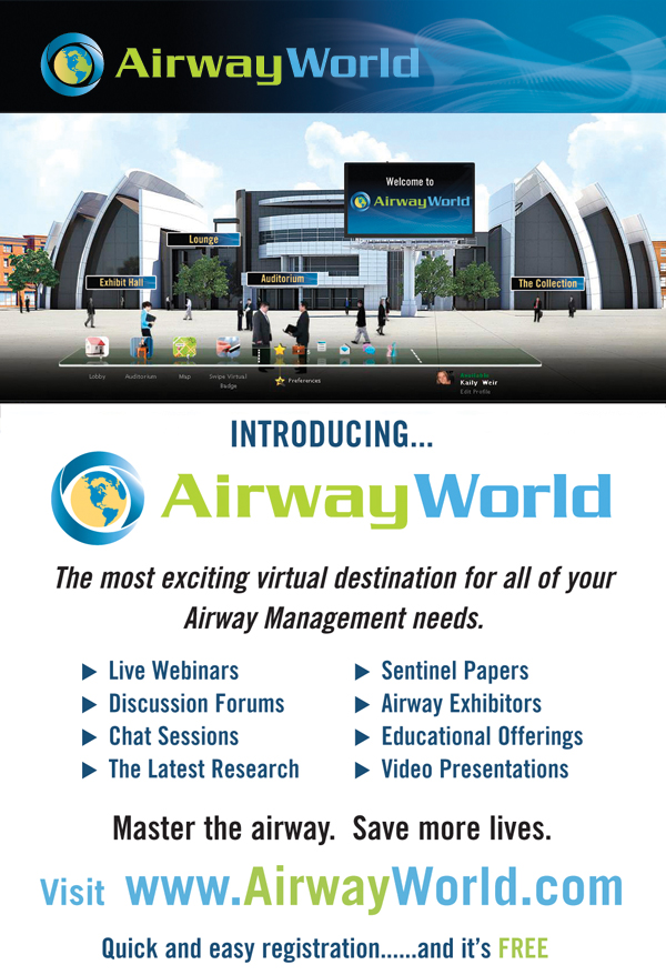Airway World ad