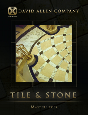 David Allen Tile and Stone Brochure