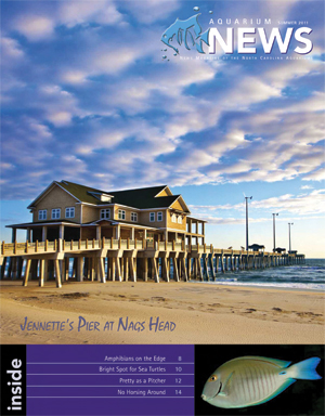 North Carolina Aquariums Magazine