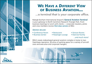 General Aviation Ad
